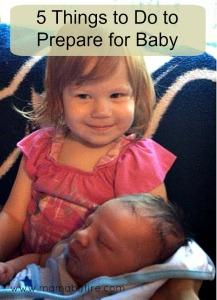 preparing for baby edit