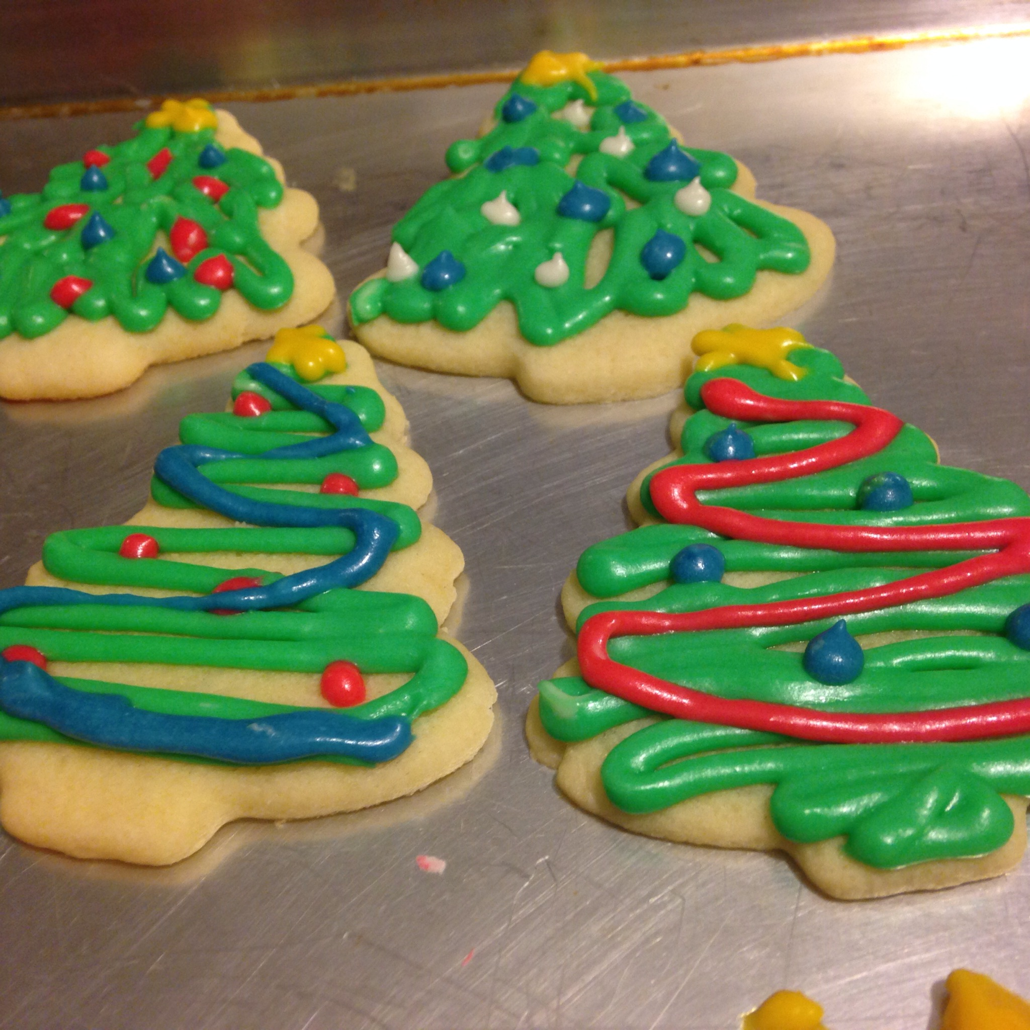 Christmas Cookie Baking to the Extreme