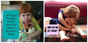 Daily Toddler Time Collage