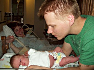infant hospital recovery time