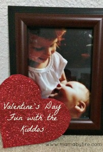 Valentine's Day Fun with the kiddos